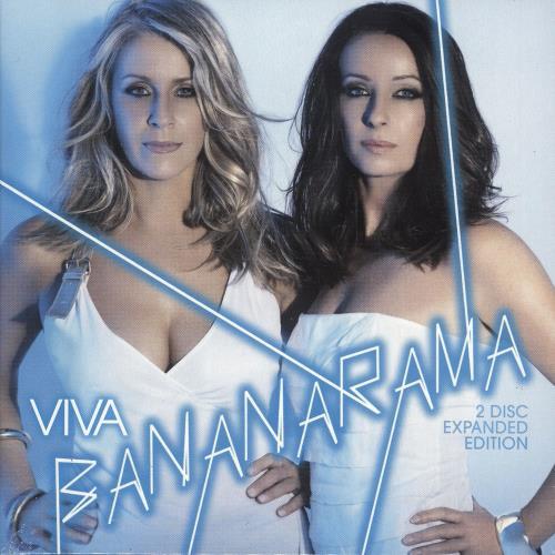 Bananarama Viva: Expanded Edition - Sealed 2 CD album set (Double CD) UK BAN2CVI739494