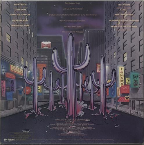 Bandera Knights vinyl LP album (LP record) US I1OLPKN664181