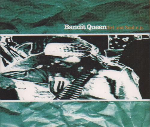 "Bandit Queen Quantity of Four CD Singles CD single (CD5 / 5"") UK BG8C5QU637484"