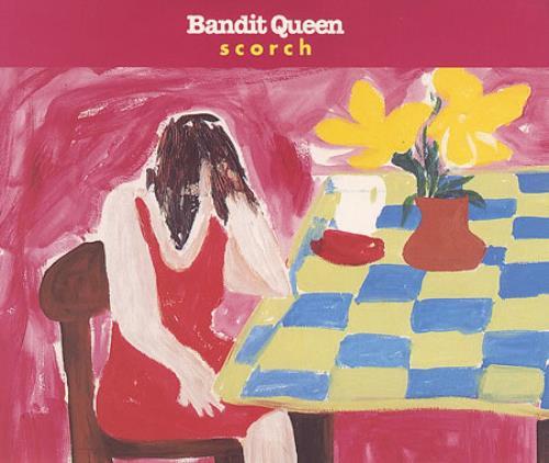 """Bandit Queen Scorch CD single (CD5 / 5"""") UK BG8C5SC370486"""