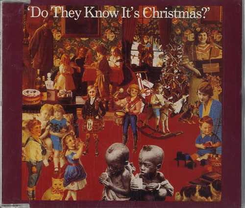 "Band Aid Do They Know It's Christmas? CD single (CD5 / 5"") Japanese AIDC5DO281350"