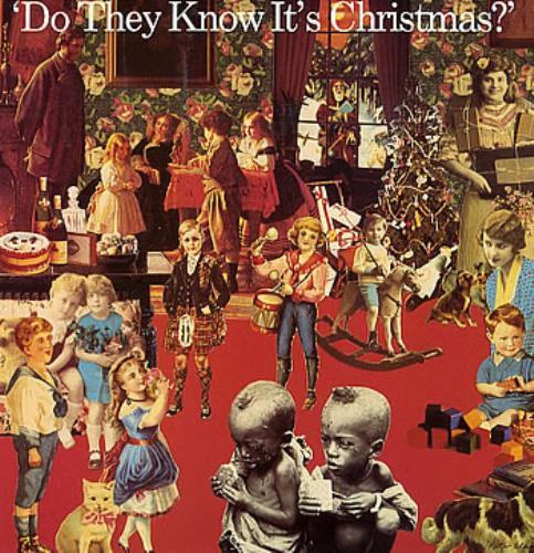 "Band Aid Do They Know It's Christmas - Trevor Horn Remix 12"" vinyl single (12 inch record / Maxi-single) Australian AID12DO293547"