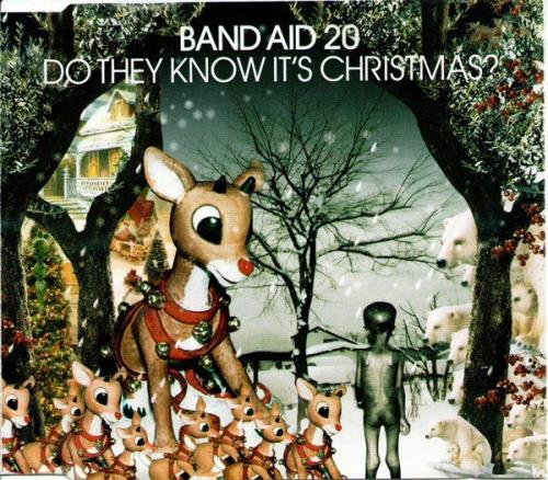 "Band Aid Do They Know It's Christmas CD single (CD5 / 5"") UK AIDC5DO309164"