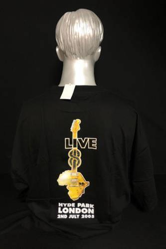 Band Aid Live 8 - XL t-shirt UK AIDTSLI751834