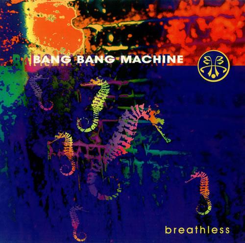 "Bang Bang Machine Breathless 12"" vinyl single (12 inch record / Maxi-single) UK B\M12BR437808"