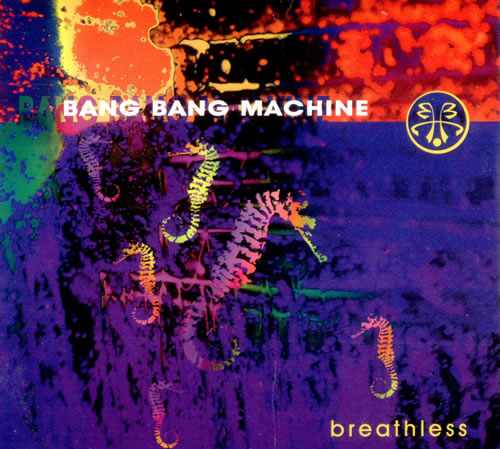 "Bang Bang Machine Breathless CD single (CD5 / 5"") UK B\MC5BR506406"