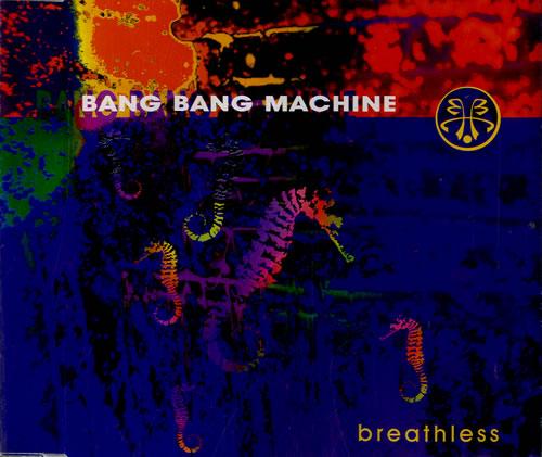 "Bang Bang Machine Breathless CD single (CD5 / 5"") Australian B\MC5BR598797"