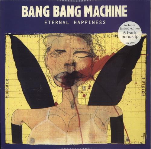 Bang Bang Machine Eternal Happiness 2-LP vinyl record set (Double Album) UK B\M2LET721087