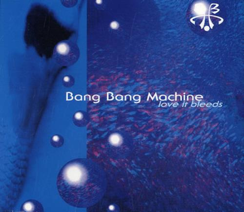 Bang Bang Machine Love It Bleeds 2-CD single set (Double CD single) UK B\M2SLO438582