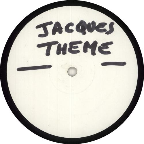 "Bang The Party Jacques Theme / Glad All Over - White Label 12"" vinyl single (12 inch record / Maxi-single) UK Z9712JA726107"