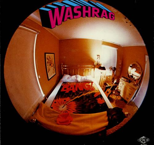 Bang Washrag vinyl LP album (LP record) US B9SLPWA558220