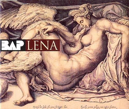 """Bap Lena CD single (CD5 / 5"""") Dutch BAPC5LE627249"""