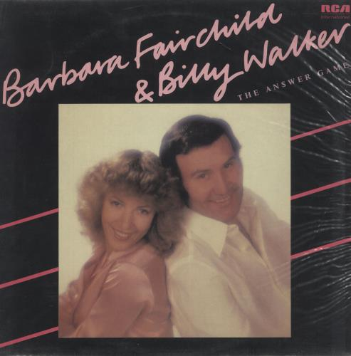 Barbara Fairchild The Answer Came vinyl LP album (LP record) UK BF-LPTH720631