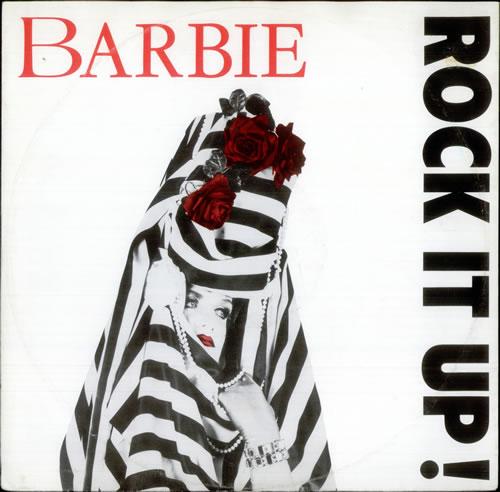 "Barbie Rock It Up 12"" vinyl single (12 inch record / Maxi-single) Swedish BBE12RO48079"