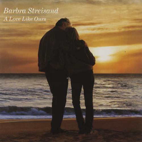 Barbra Streisand A Love Like Ours CD album (CDLP) Australian BARCDAL174463