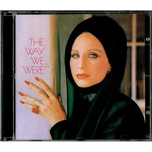 Barbra Streisand A Star Is Born / The Way We Were 2 CD album set (Double CD) UK BAR2CAS406305
