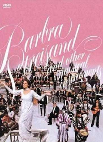 Barbra Streisand Barbra Streisand And Other Musical Instruments DVD UK BARDDBA373982