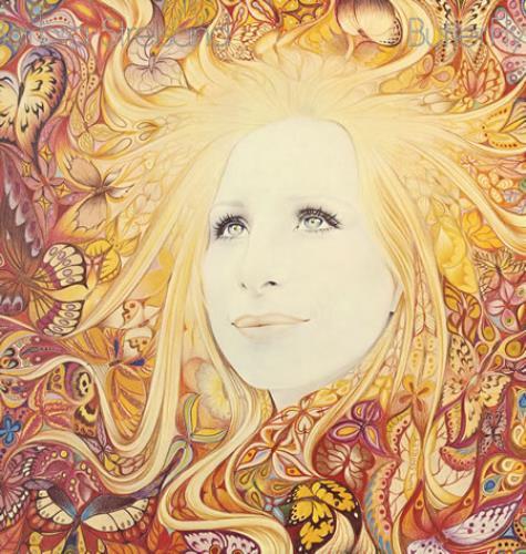 Barbra Streisand Butterfly vinyl LP album (LP record) UK BARLPBU362115
