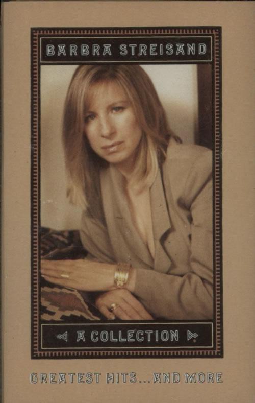 Barbra Streisand Collection Of Cassette Albums Uk Cassette