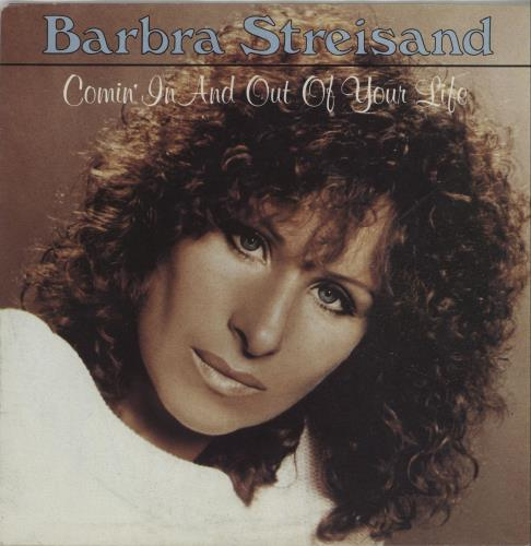 """Barbra Streisand Comin' In And Out Of Your Life 7"""" vinyl single (7 inch record) Dutch BAR07CO45201"""