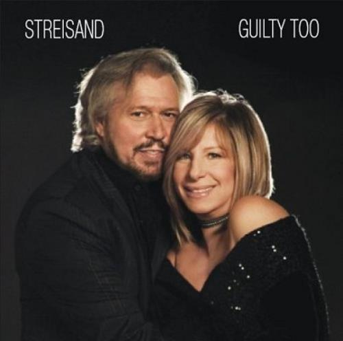 Barbra Streisand Guilty Too CD album (CDLP) UK BARCDGU334718