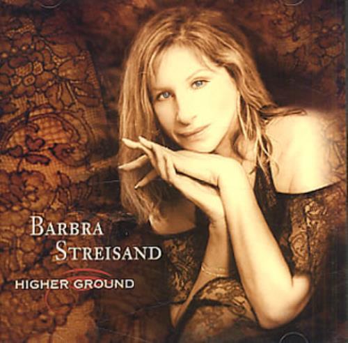 "Barbra Streisand Higher Ground CD single (CD5 / 5"") US BARC5HI112328"