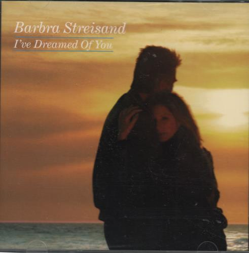 "Barbra Streisand I've Dreamed Of You CD single (CD5 / 5"") US BARC5IV142070"