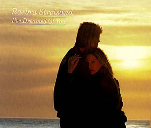 """Barbra Streisand I've Dreamed Of You CD single (CD5 / 5"""") Austrian BARC5IV148678"""