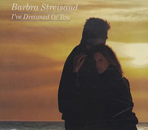 """Barbra Streisand I've Dreamed Of You CD single (CD5 / 5"""") Australian BARC5IV310533"""