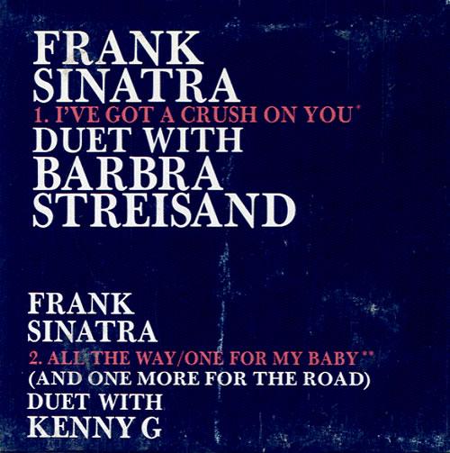 """Barbra Streisand I've Got A Crush On You - snapped 3"""" CD single (CD3) Japanese BARC3IV549948"""