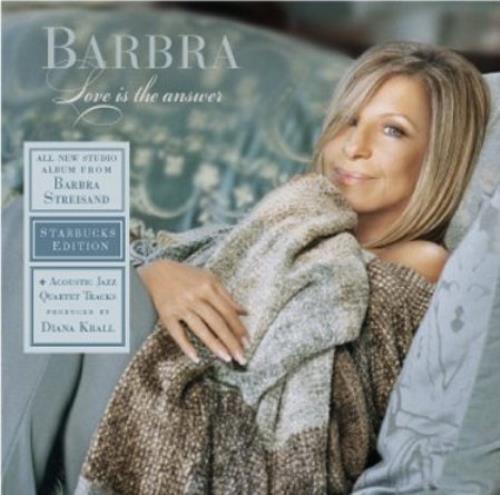 Barbra Streisand Love Is The Answer - Sealed CD album (CDLP) US BARCDLO488683