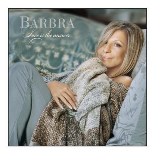 Barbra Streisand Love Is The Answer 2 CD album set (Double CD) Japanese BAR2CLO486900