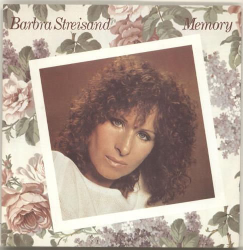 """Barbra Streisand Memory 7"""" vinyl single (7 inch record) UK BAR07ME45155"""