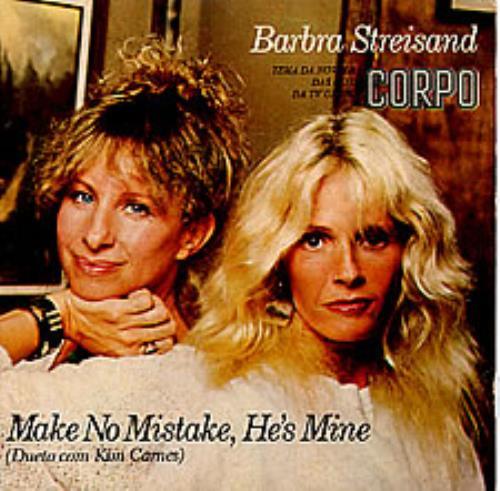 "Barbra Streisand Nao Se Rngane, Ele E Meu 7"" vinyl single (7 inch record) Mexican BAR07NA258744"