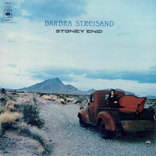 Barbra Streisand Stoney End - Sunburst label vinyl LP album (LP record) UK BARLPST457264