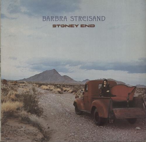 Barbra Streisand Stoney End vinyl LP album (LP record) UK BARLPST685919