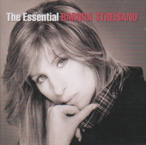Barbra Streisand The Essential UK 2 CD album set (Double CD) (209641)