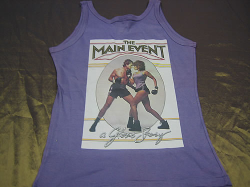 Barbra Streisand The Main Event t-shirt US BARTSTH345835