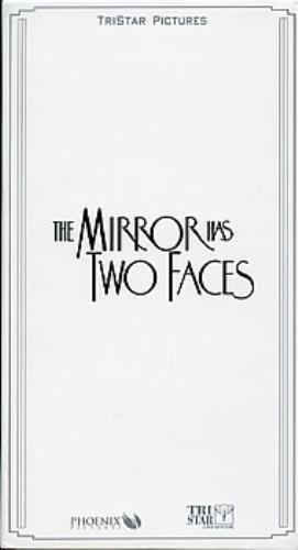 Barbra Streisand The Mirror Has Two Faces video (VHS or PAL or NTSC) US BARVITH156441