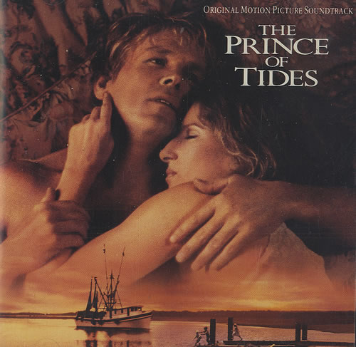 Barbra Streisand The Prince Of Tides CD album (CDLP) UK BARCDTH492379