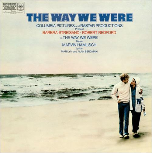 Barbra Streisand The Way We Were vinyl LP album (LP record) UK BARLPTH137001
