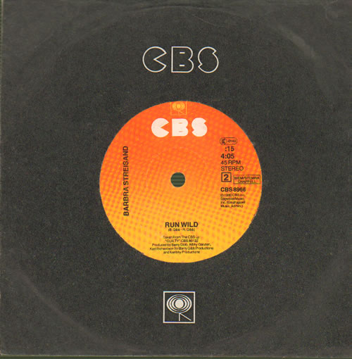 "Barbra Streisand Woman In Love 7"" vinyl single (7 inch record) Dutch BAR07WO639343"
