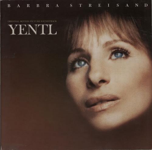 Barbra Streisand Yentl vinyl LP album (LP record) Dutch BARLPYE142628