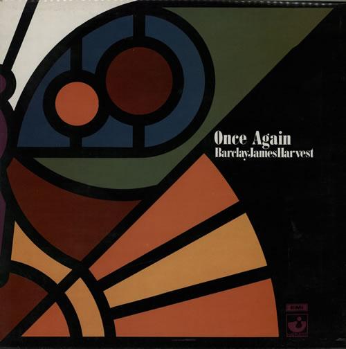 Barclay James Harvest Once Again - 2nd vinyl LP album (LP record) UK BJHLPON81850