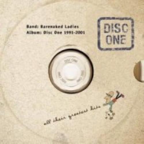 Barenaked Ladies All Their Greatest Hits 1991 - 2001 CD album (CDLP) UK BIECDAL200674