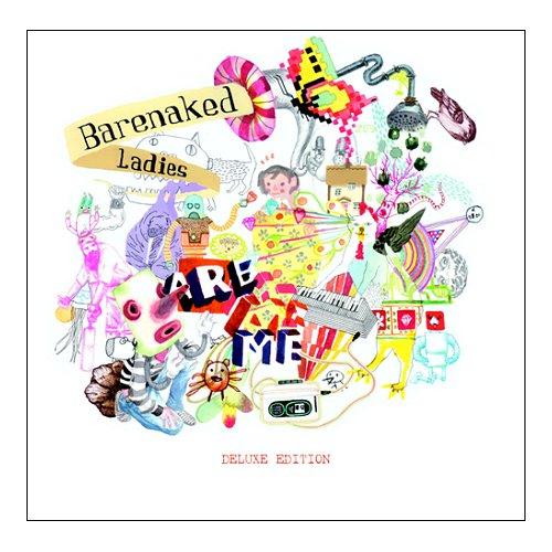 Barenaked Ladies Are Me / Are Men - Deluxe Edition 2 CD album set (Double CD) UK BIE2CAR394191