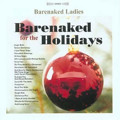Barenaked Ladies Barenaked For The Holiday CD album (CDLP) UK BIECDBA303374