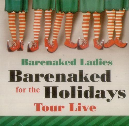 Barenaked Ladies Barenaked For The Holidays: Tour Live - 6 x 2-CD sets 6-CD album set US BIE6CBA542119