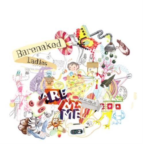 Barenaked Ladies Barenaked Ladies Are Me CD album (CDLP) UK BIECDAR371428