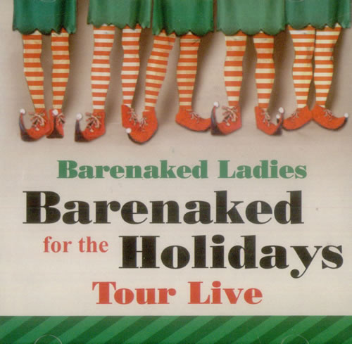 Barenaked holidays barenaked lady